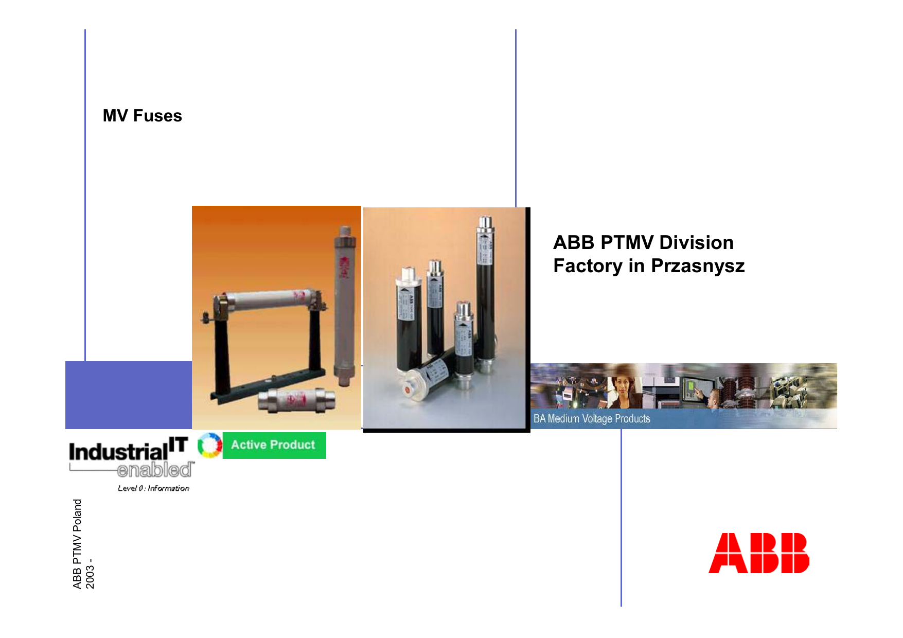ABB High Voltage Fuse Links - Overview Presentation of Fuses
