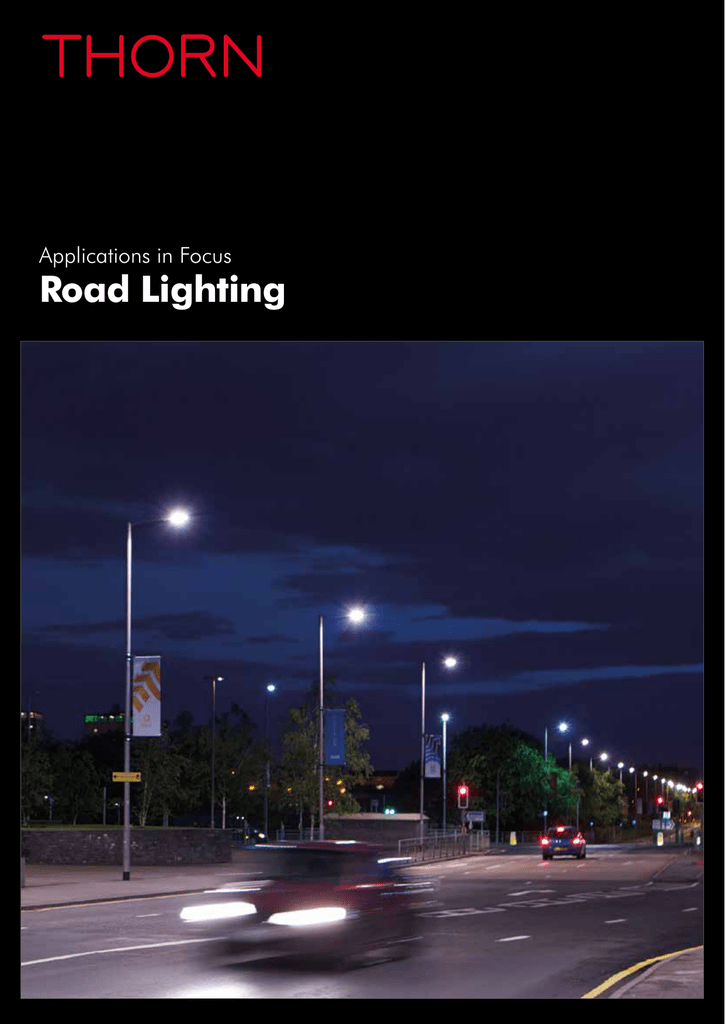 Road Lighting Thorn
