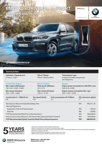 west malaysia - bmw-electricdrivingpleasure.com