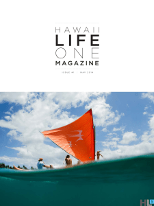 Hawaii Life Magazine - Walker Warner Architects