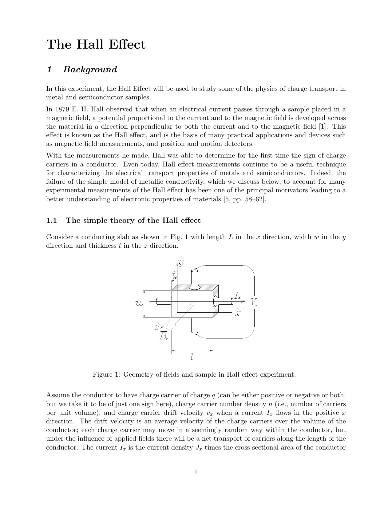 A Theory of the Hall Effect and the Related Effect for Several Metals