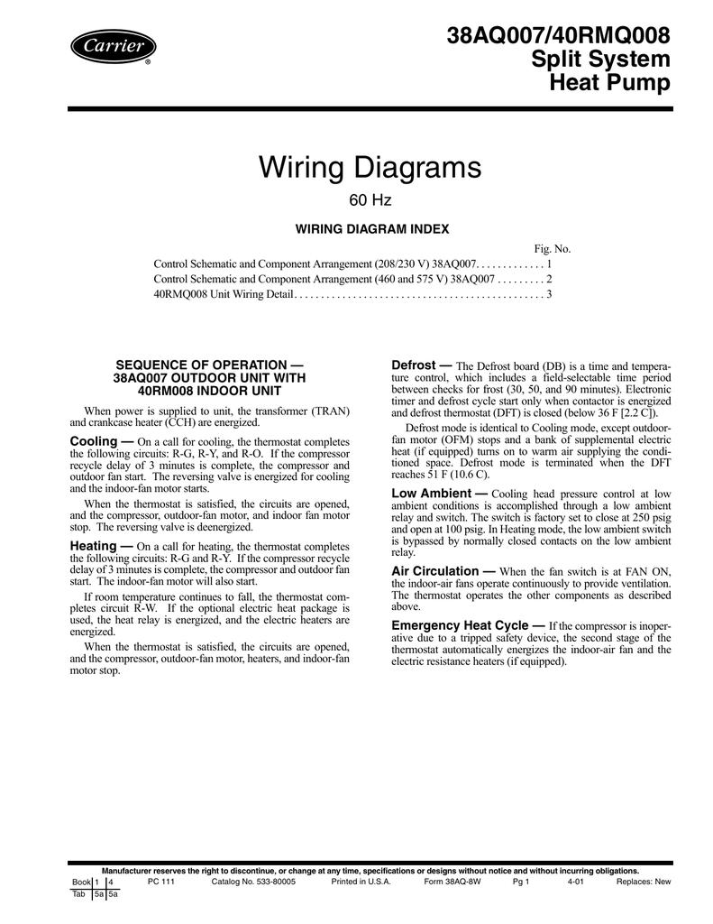 Wiring Diagrams Split System Heat Pump Diagram 018046042 1 66c1fa69bcf546677744c61cdb508c20