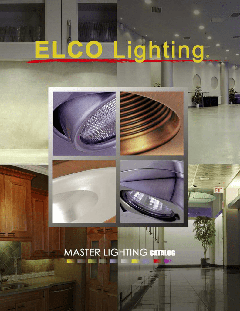 "Elco Lighting EL5520W 5/"" Low Voltage Adjustable Slot Aperture"
