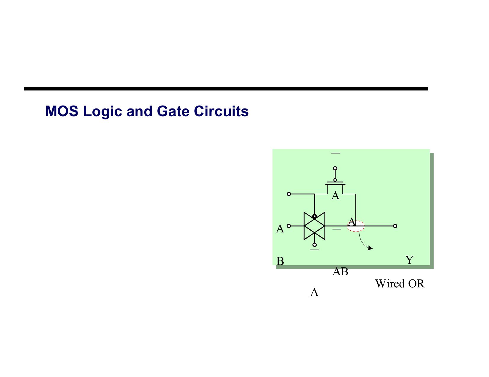 Nmos Nand Gate Circuit Diagram Mos Logic And Circuits 1024x791