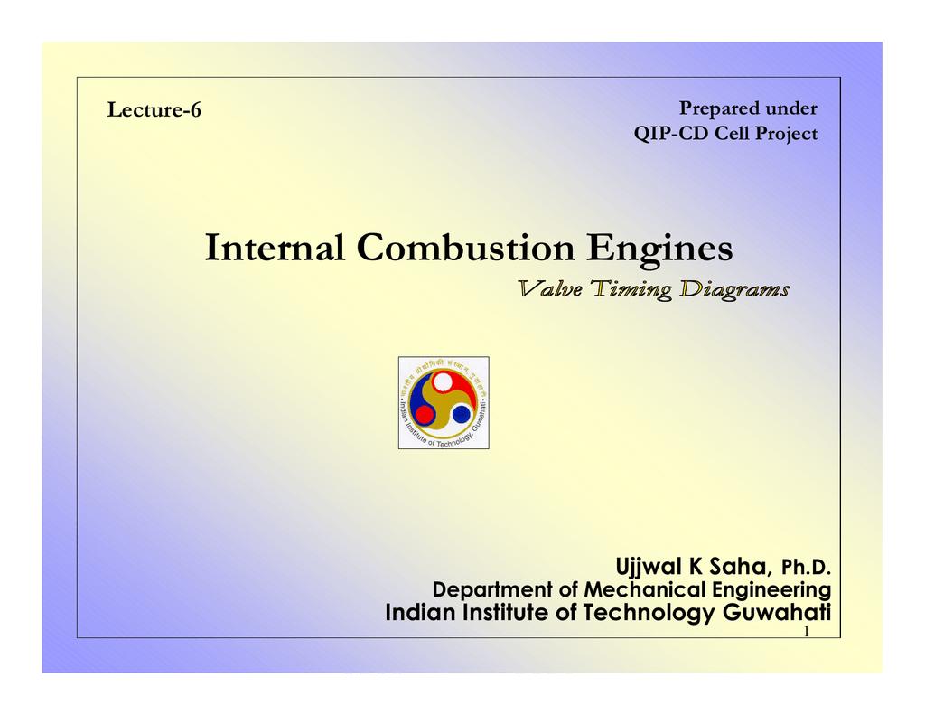 Internal Combustion Engines Engine Diagram