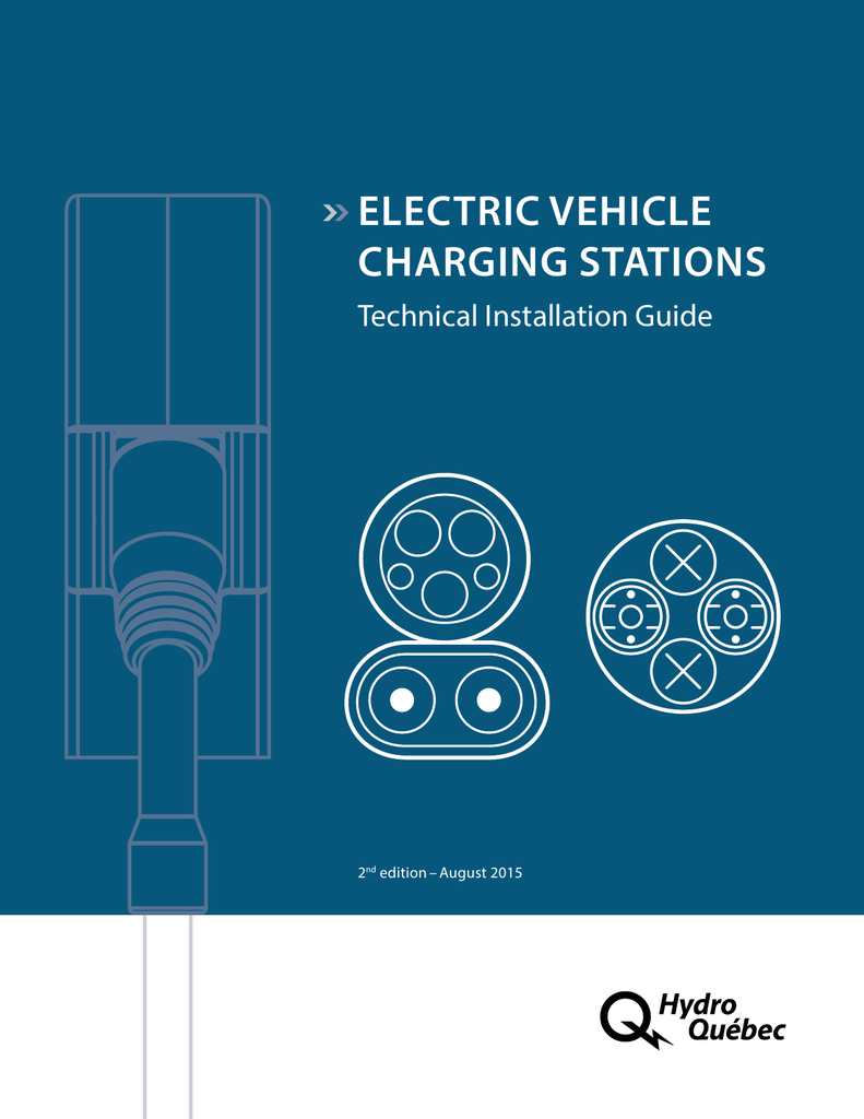 Residential Wiring Guide Quebec: electric vehicle charging stations - Hydrorh:studylib.net,Design