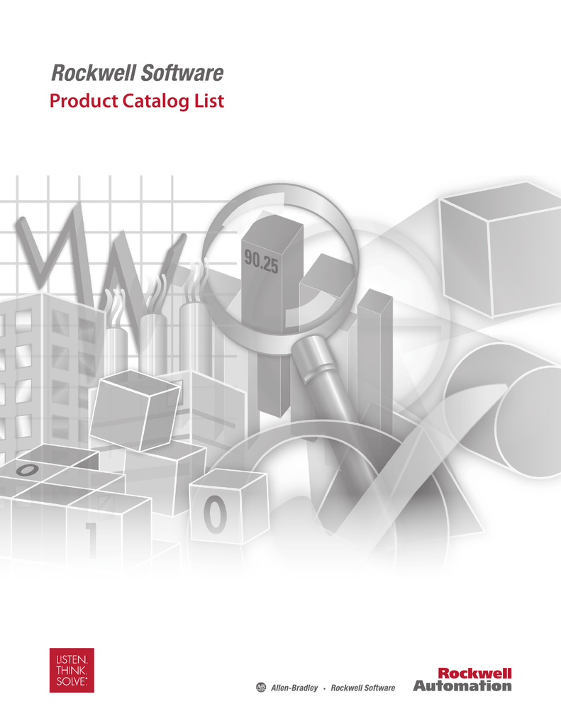 Product Catalog List - Rockwell Automation