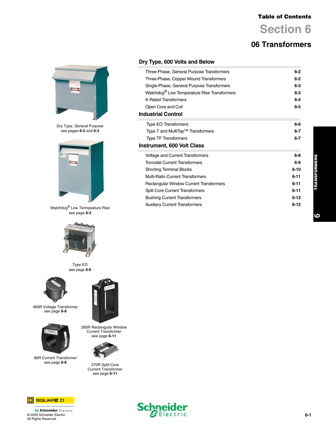 Diagram D Wiring Square Transformer 75t12h Electrical Diagrams Dry Type Section 6 Schneider Electric
