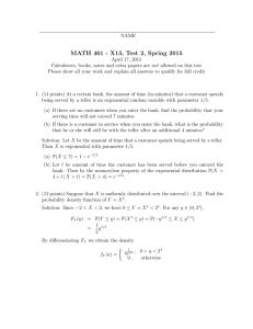 Test 2 and Solutions