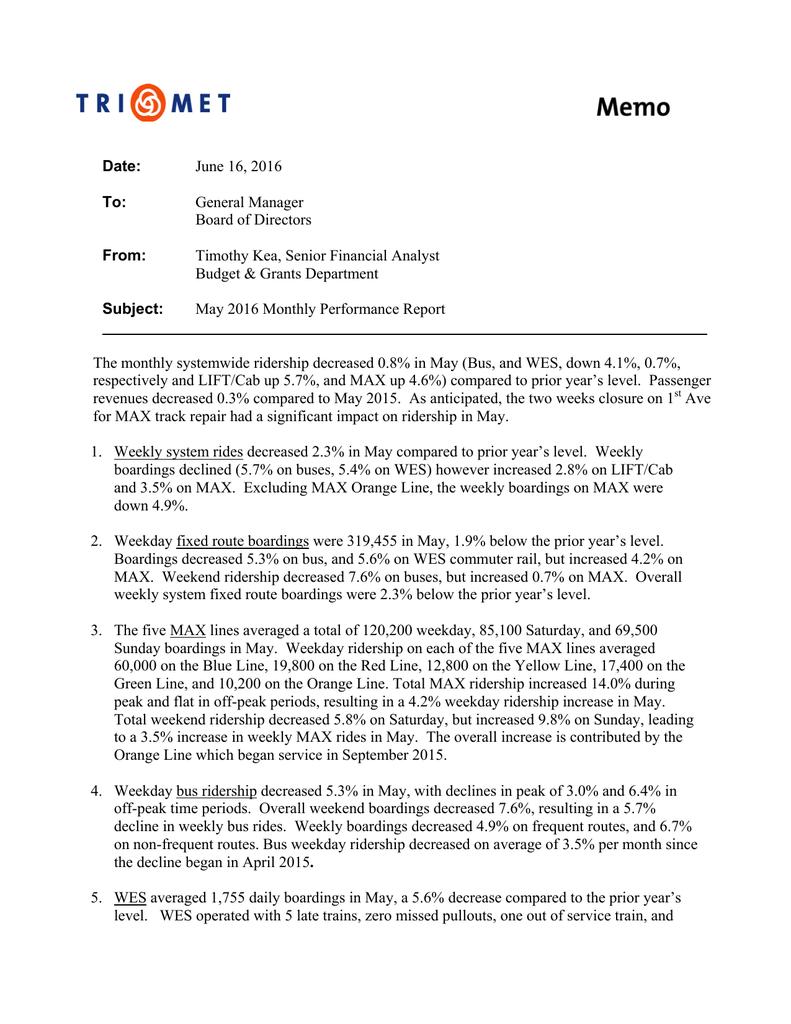 May PDF - TriMet