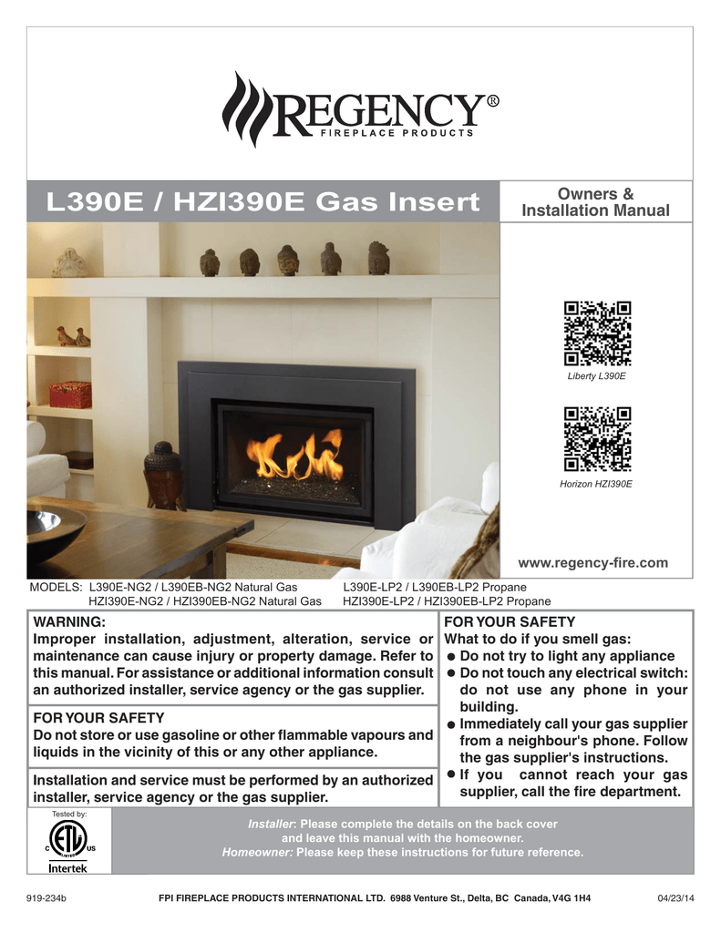 Fireplace Products International Fireplaces