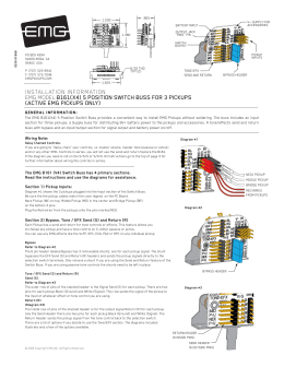 emg jv x set wiring diagram emg solderless switch wiring diagram