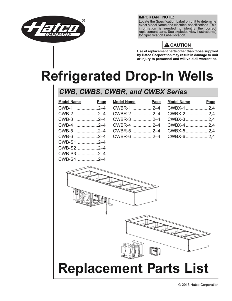 hatco wiring diagram refrigerated drop in wells replacement parts list hatco toaster wiring diagram refrigerated drop in wells replacement