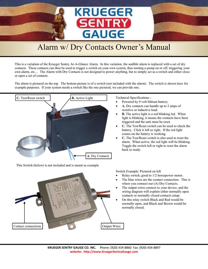 Sentry Alarm Wiring Diagram For