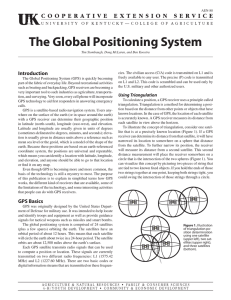 AEN-88: The Global Positioning System