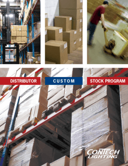 distributor custom stock program