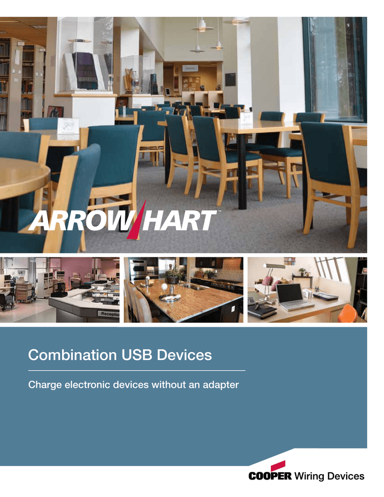 Combination USB Devices