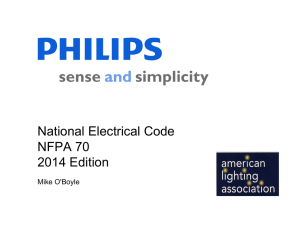 National Electrical Code Nfpa 70 2014 Edition
