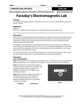 faraday s electromagnetic lab. Black Bedroom Furniture Sets. Home Design Ideas