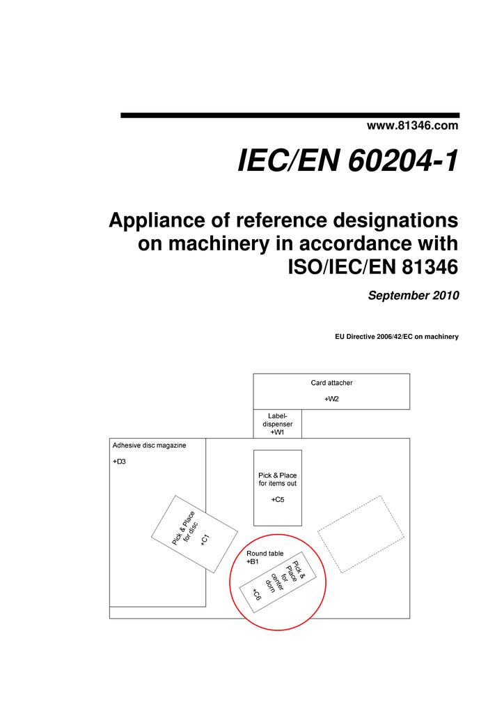 IEC/EN 60204-1