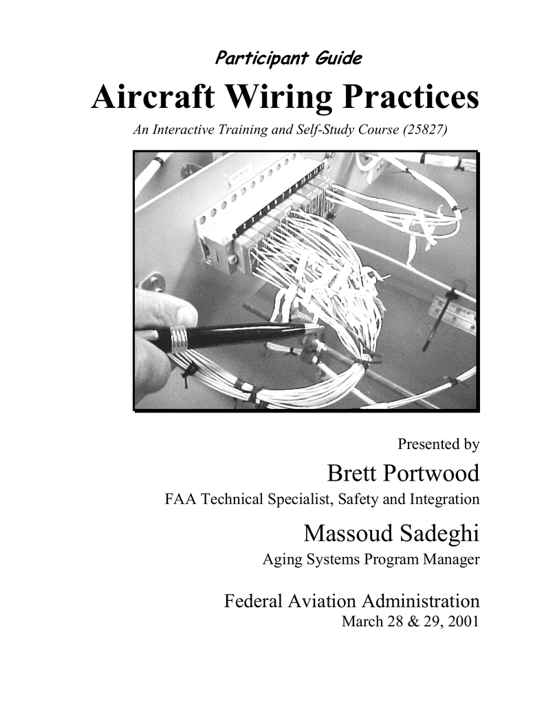Aircraft Wiring Practices - KeyBridge Technologies Inc. on