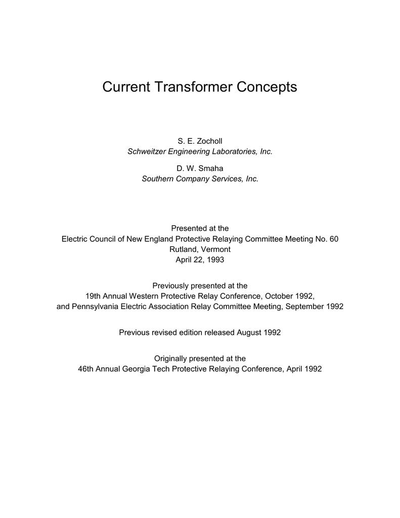 Current Transformer Concepts In Relay 018085561 1 Dec05b55fff6d319ad8929ee94532942