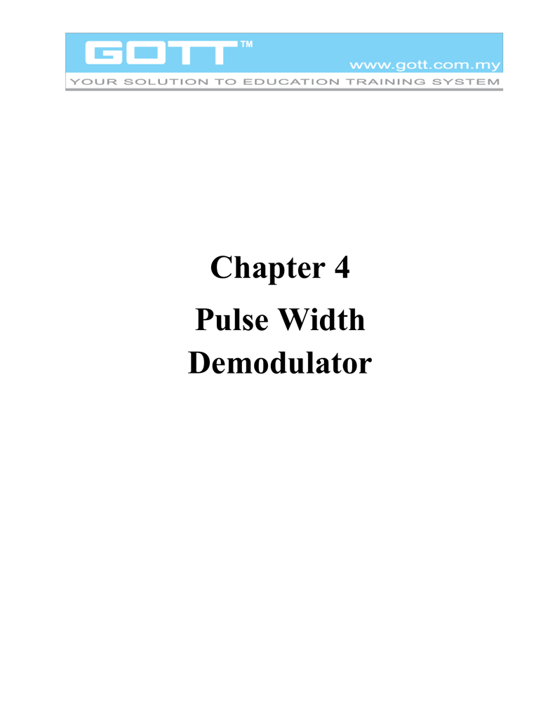 Chapter 4 Pulse Width Demodulator Position Modulation Ppm Circuit Design 018086476 1 061fa5150ae01efb8bceb22f7812552a