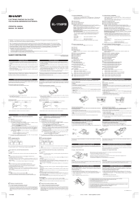 EL-1750PIII Operation Manual