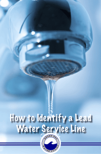 How to Identify a Lead Water Service Line