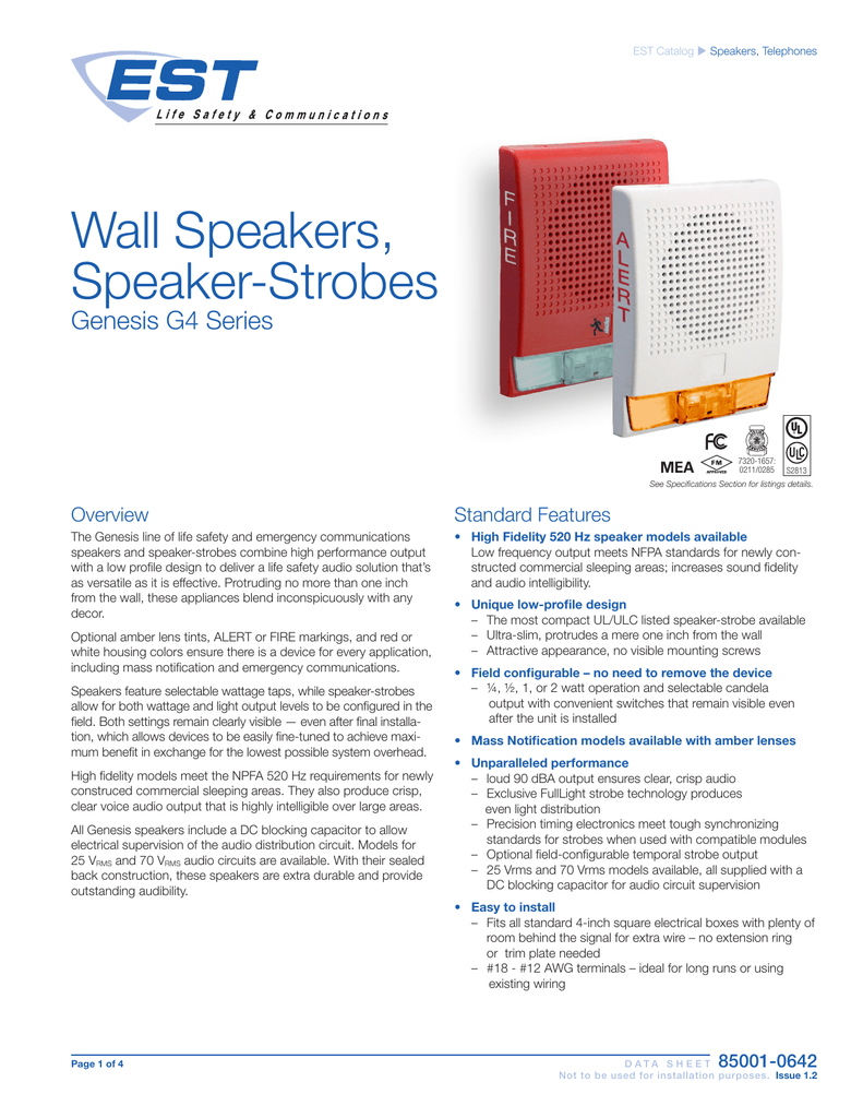 018089538_1 0d68286e612221866deb9f0e3a9a00a9 wall speakers and speaker strobes siga cc1s wiring diagram at webbmarketing.co