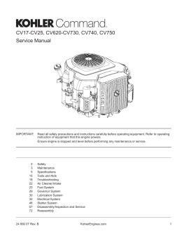 command ch11 16 kohler engines. Black Bedroom Furniture Sets. Home Design Ideas