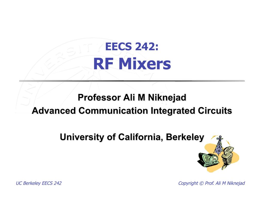 RF Mixers