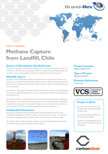 methane capture, valparaiso region, chile - Brand-Rex