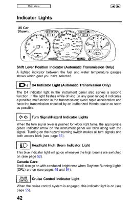Indicator Lights - Techinfo