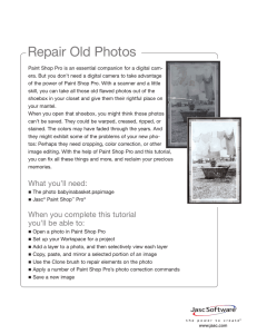 Repair Old Photos