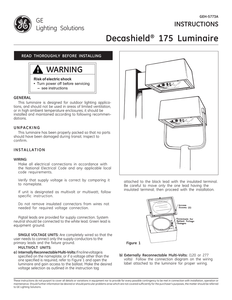 b90dcfb luminaire wiring diagram