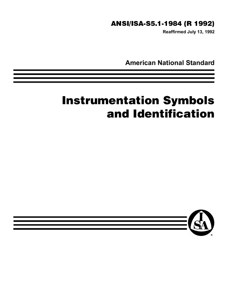 instrumentation symbols and meanings