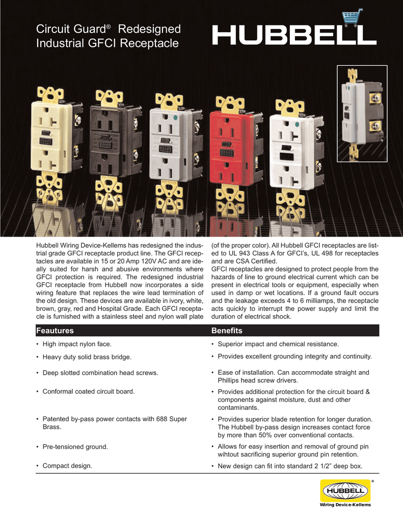 Circuit Guard Redesigned Industrial Gfci Receptacle An Overview Of Groundfault Interrupter Eep 018097632 1 0dadcb7ed786c0a9e9dfee402b6575ac