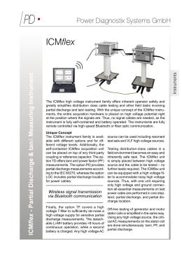 ICMflex Product Information