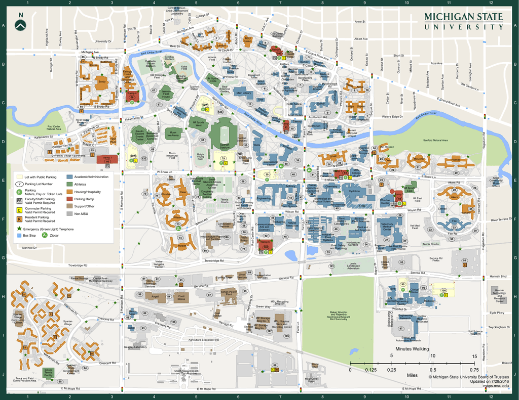 Main Campus Map - MSU Campus Maps on baker college of flint campus map, kellogg community college commencement, eastern idaho technical college campus map, kaskaskia college campus map, kellogg community college bruins, north hennepin community college map, kellogg community college staff, east central college campus map, baker college of owosso campus map, rend lake college campus map, rochester college campus map, lake washington technical college campus map, milwaukee area technical college campus map, jackson college campus map, baker college of auburn hills campus map, middlesex county college campus map, carl sandburg college campus map, baker college of port huron campus map, south suburban college campus map,