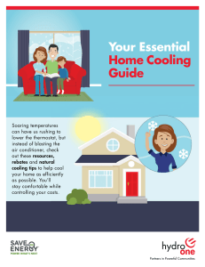 Your Essential Home Cooling Guide