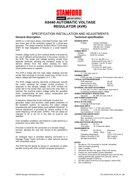 mx341 automatic voltage regulator avr as440 automatic voltage regulator avr