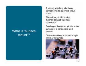 "What is ""surface mount""?"