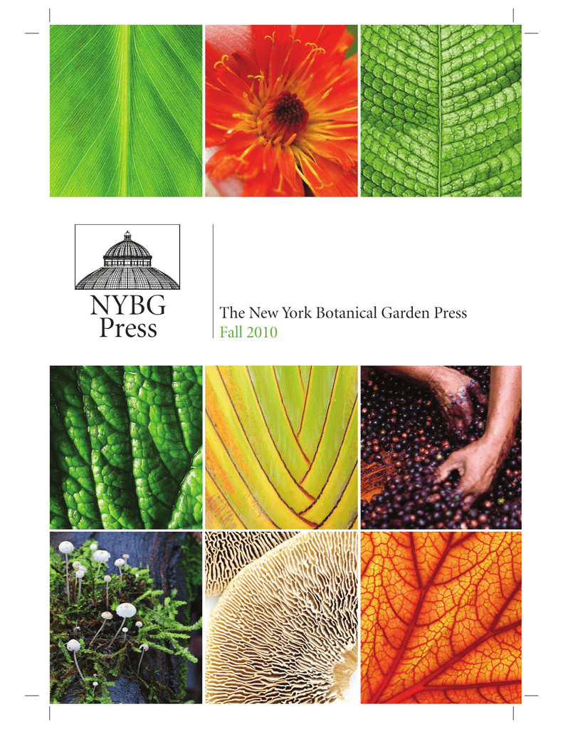 Nybg press new york botanical garden fandeluxe Images