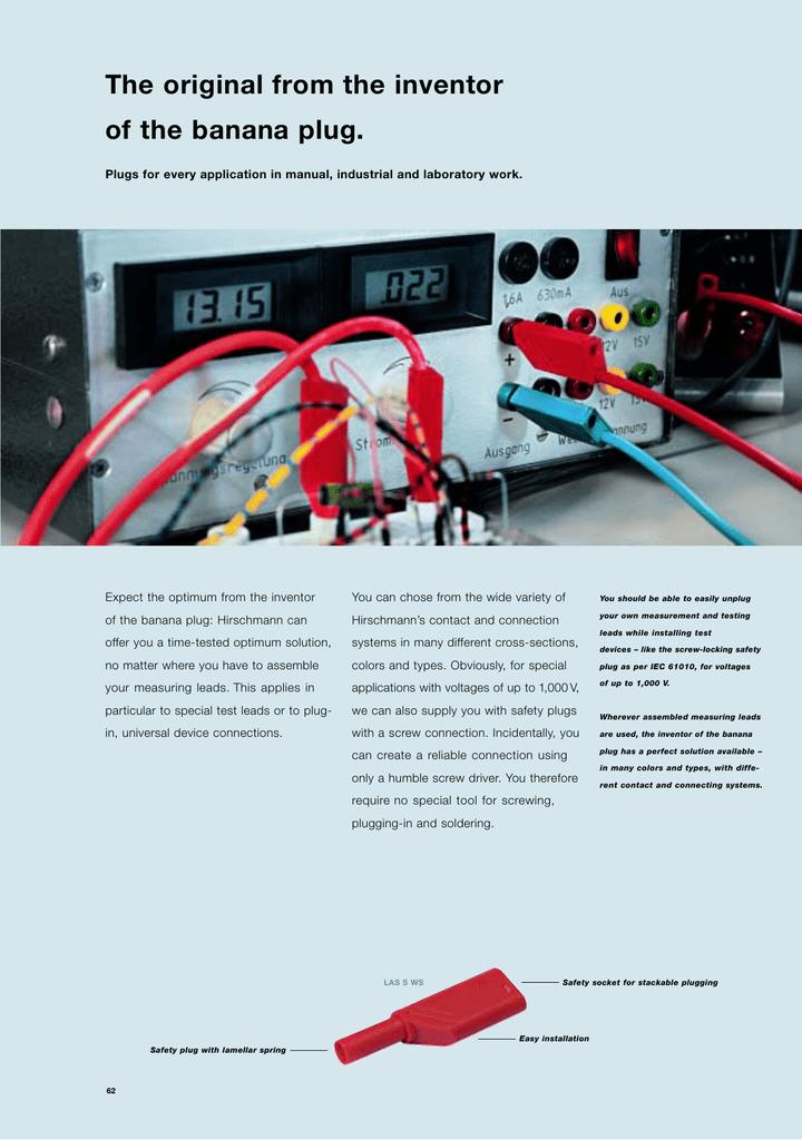 SOCKET HIRSCHMANN TEST AND MEASUREMENT SAFETY MVL S 972355104 4MM GREEN