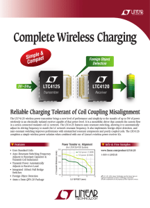 Complete Wireless Charging