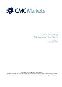 One Click User Guide