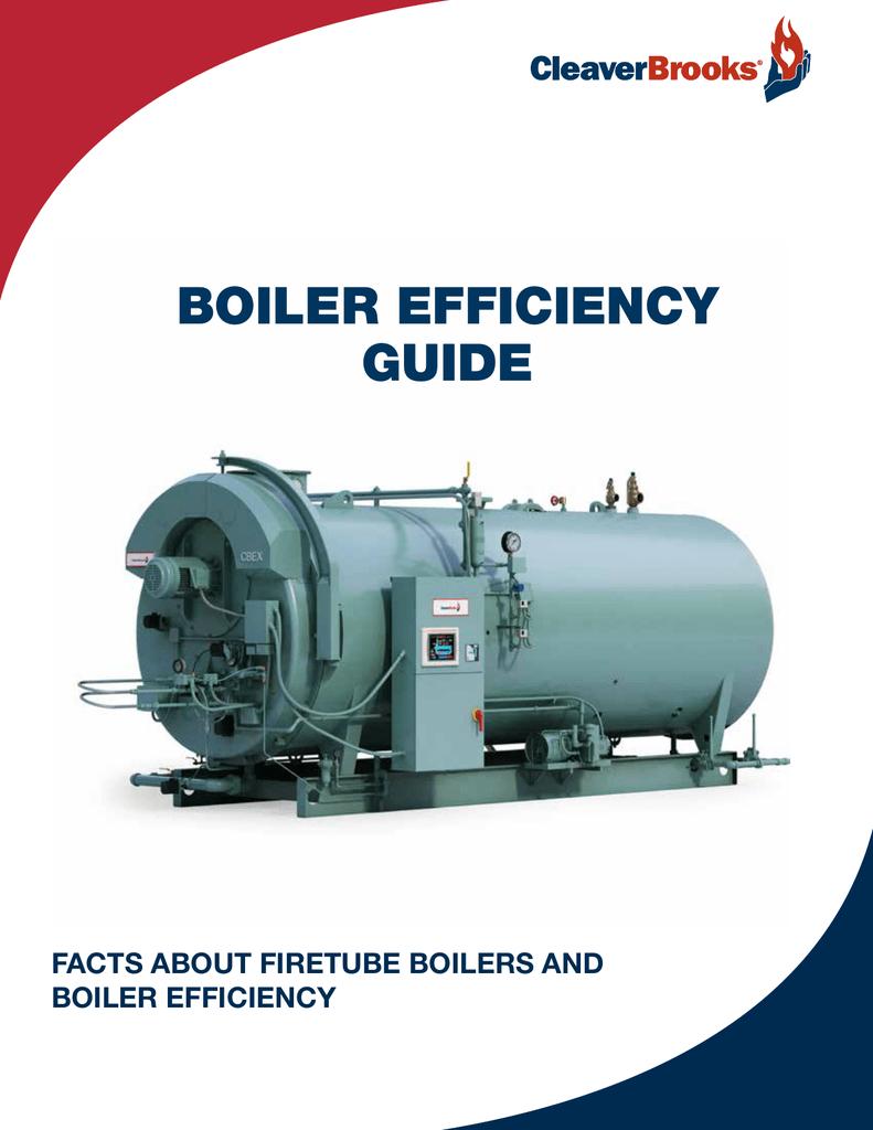 boiler efficiency guide - Cleaver