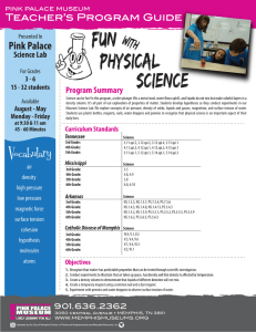 1 Fun with Physical Science 3-6