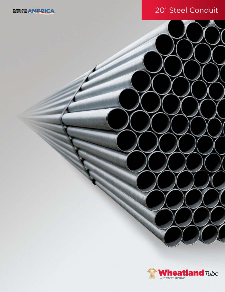 20 Steel Conduit Emt Electrical Metal Tubing Galvanized Pipe